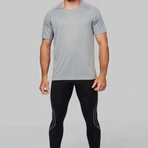 Sportshirt Ontwerpen Man Grijs shirt