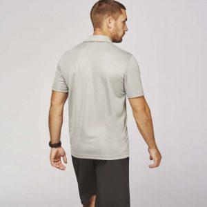 Productfoto sportshirt korte mouwen bedrukken