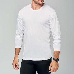 Sportshirts Lange Mouwen