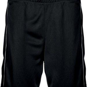 basketbal short zwart