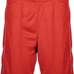basketbal short rood