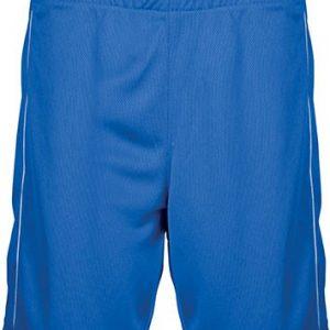 basketbal short blauw