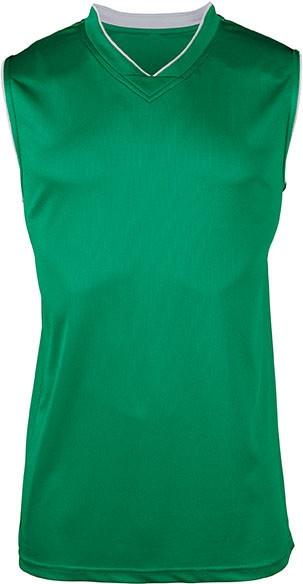 basketbal top groen