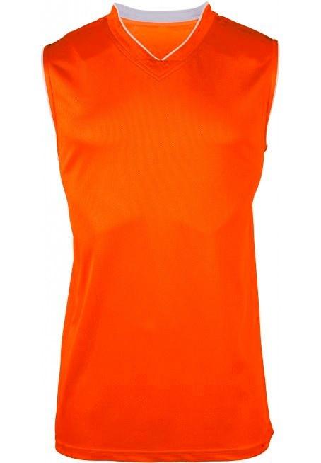 basketbal top oranje